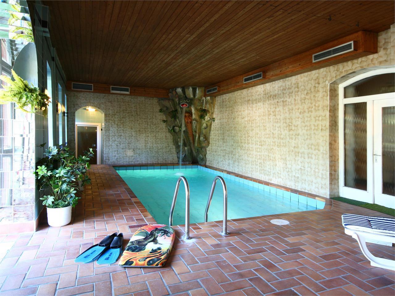 Hotel Gudrun - piscina
