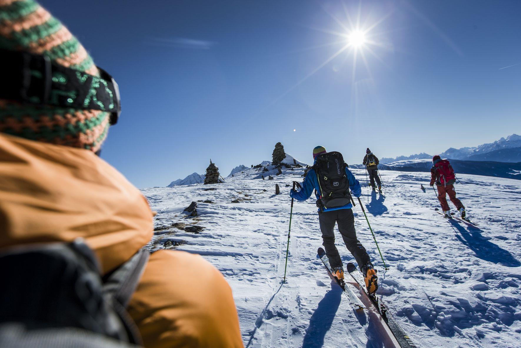 Ski tour Schüttalkopf 2,774 m