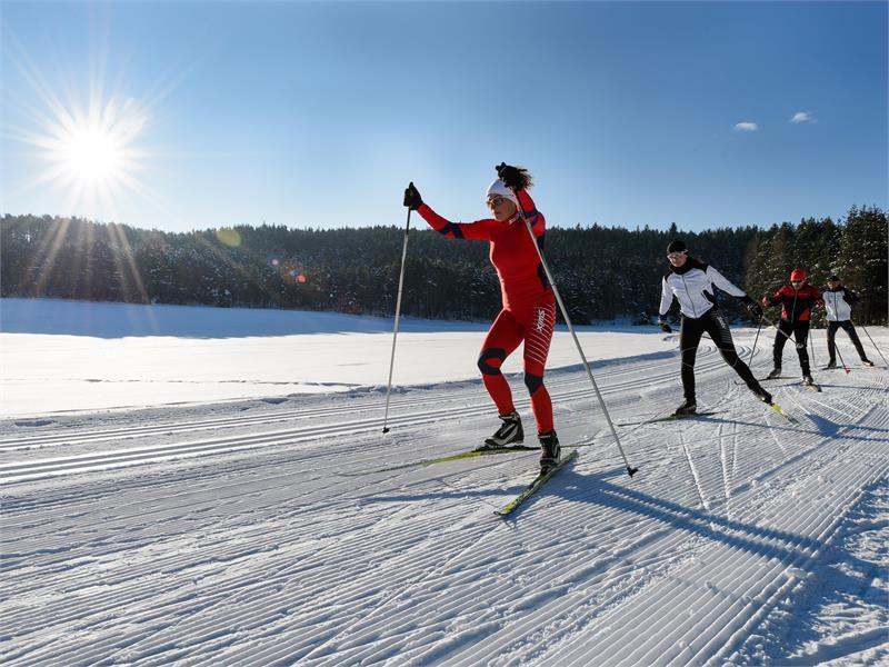 Cross-country skiing Nova Ponente