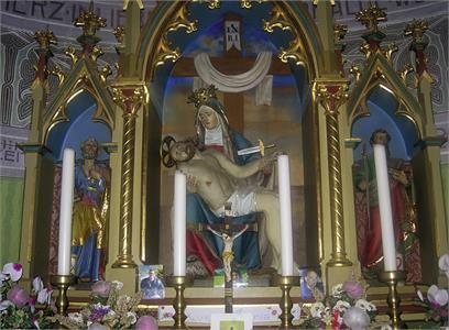 Cappella presso le Seghe