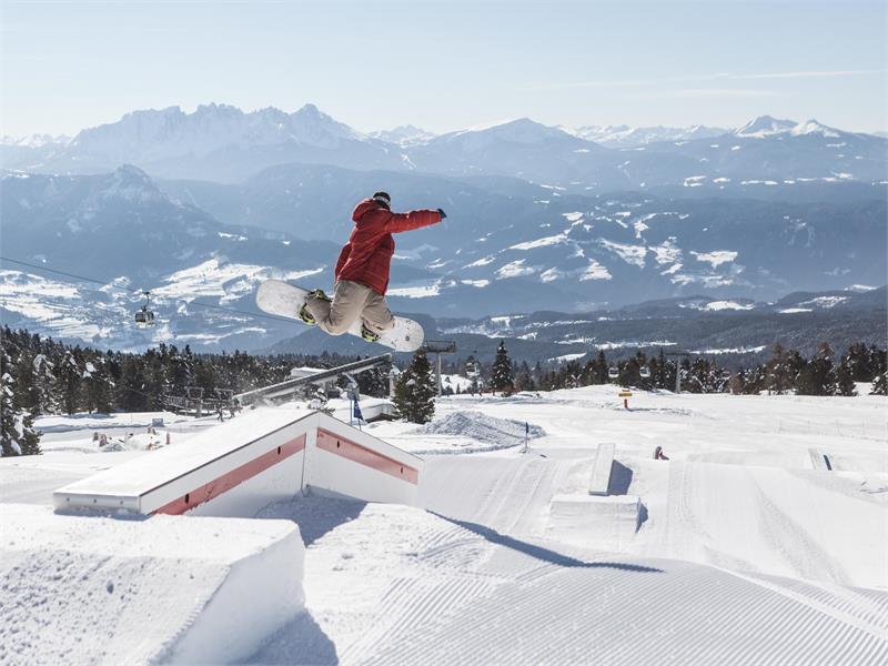 Snowpark Corno del Renon