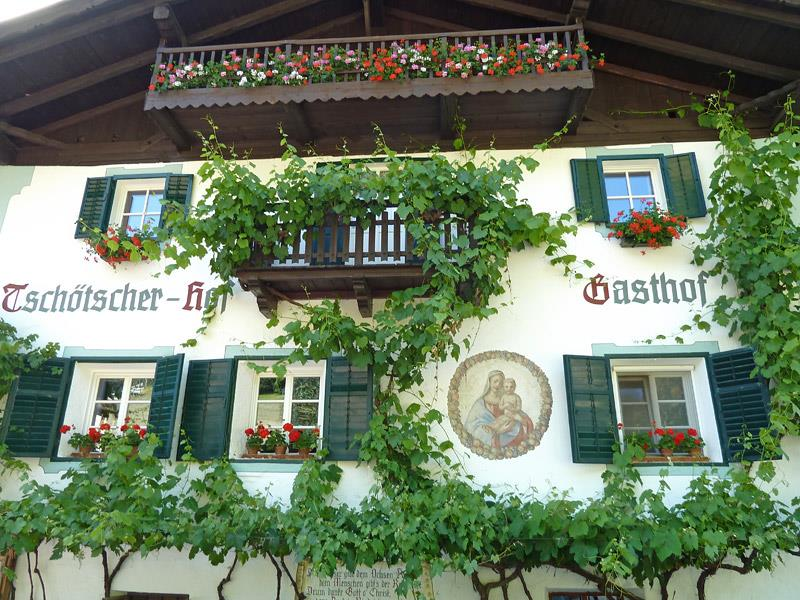 Museo del contadino - Maso Tschötscher