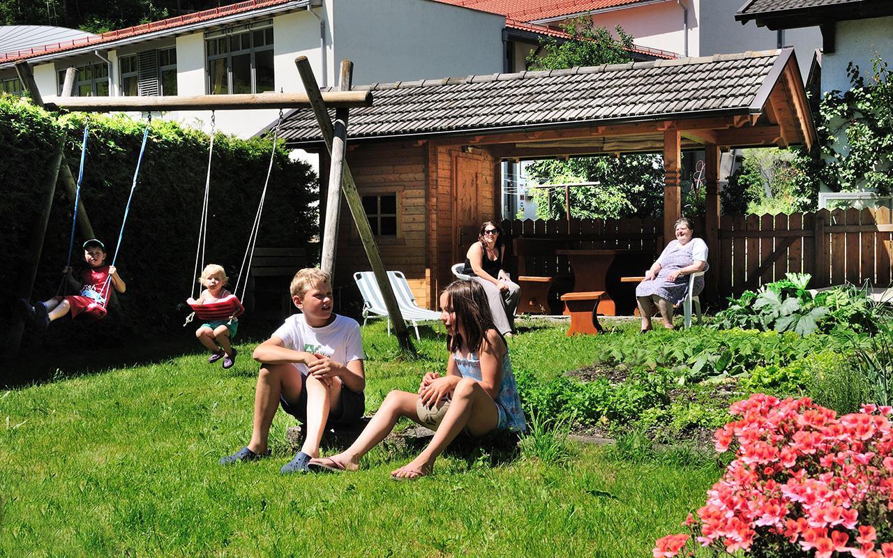 Saxhlof Garten