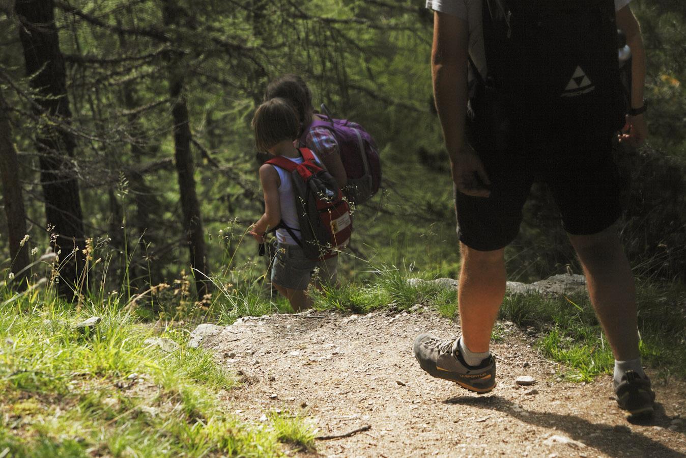 S. Pancrazio Trifterweg Trail