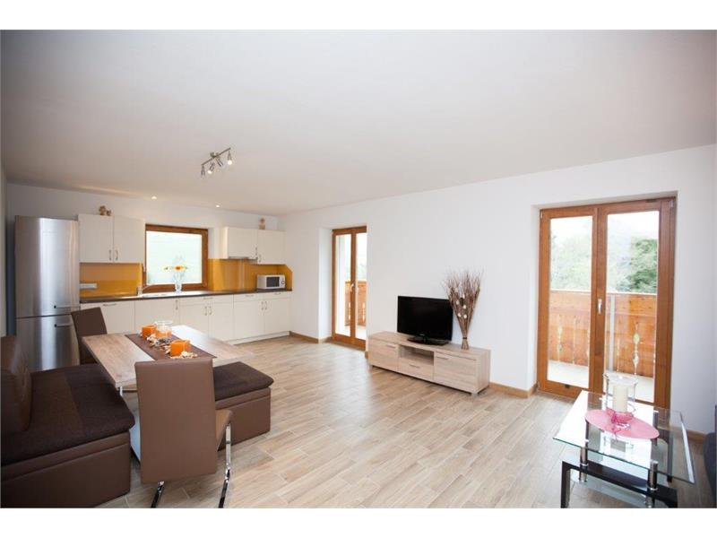 Living room - Apartment Bachguter in Avelengo
