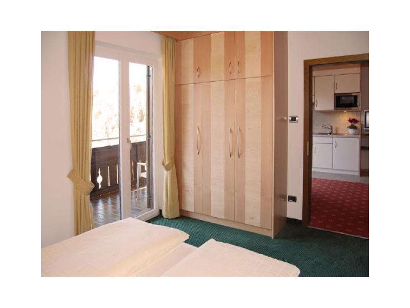 Arredamento in camera da letto - Casa Bergfried