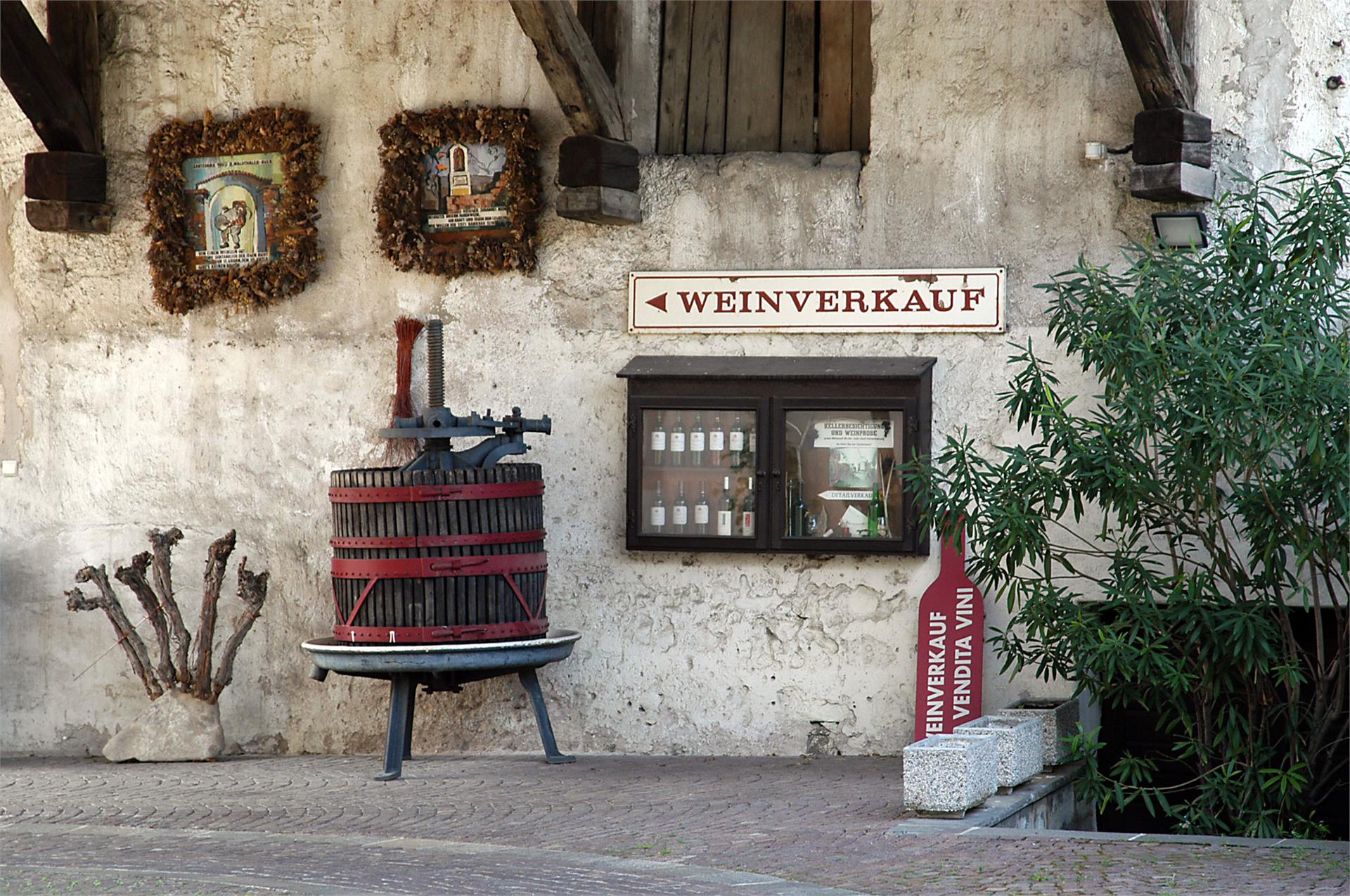 Winery Clemens Waldthaler