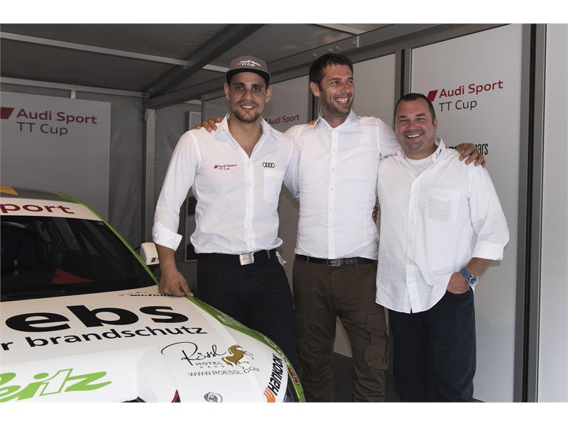 Sponsoring Audi TT Cup