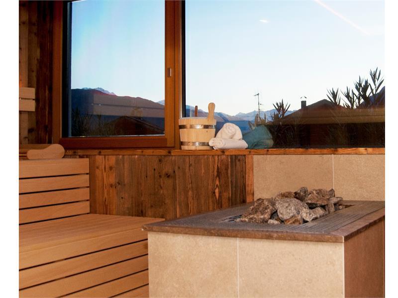 Panorama sauna