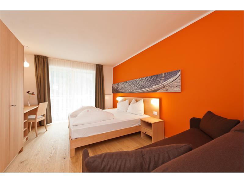 Doppelzimmer Standard mit Parquettboden