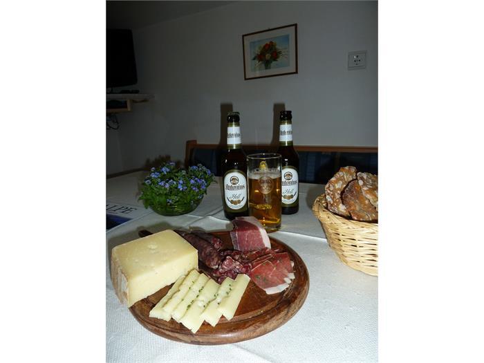 local produce- house Albert Haselrieder, Fié allo Sciliar