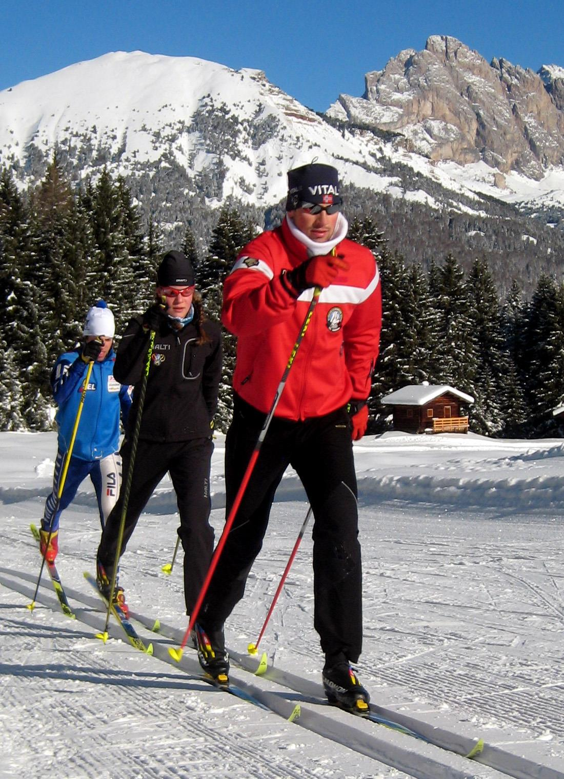 Ski instructor