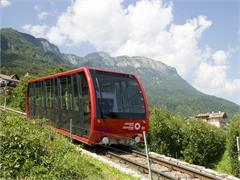 Die Mendelbahn in Kaltern