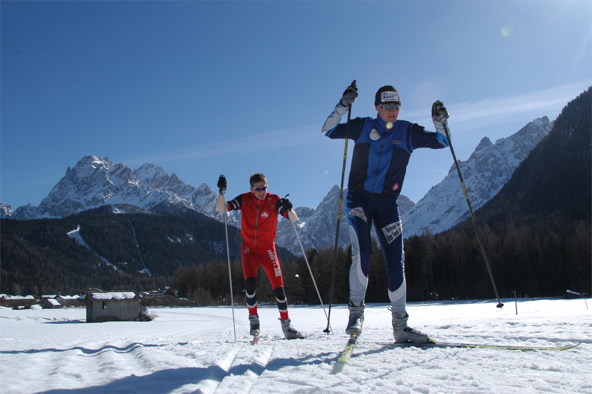 Noleggio sci Alpe Sport Holzer
