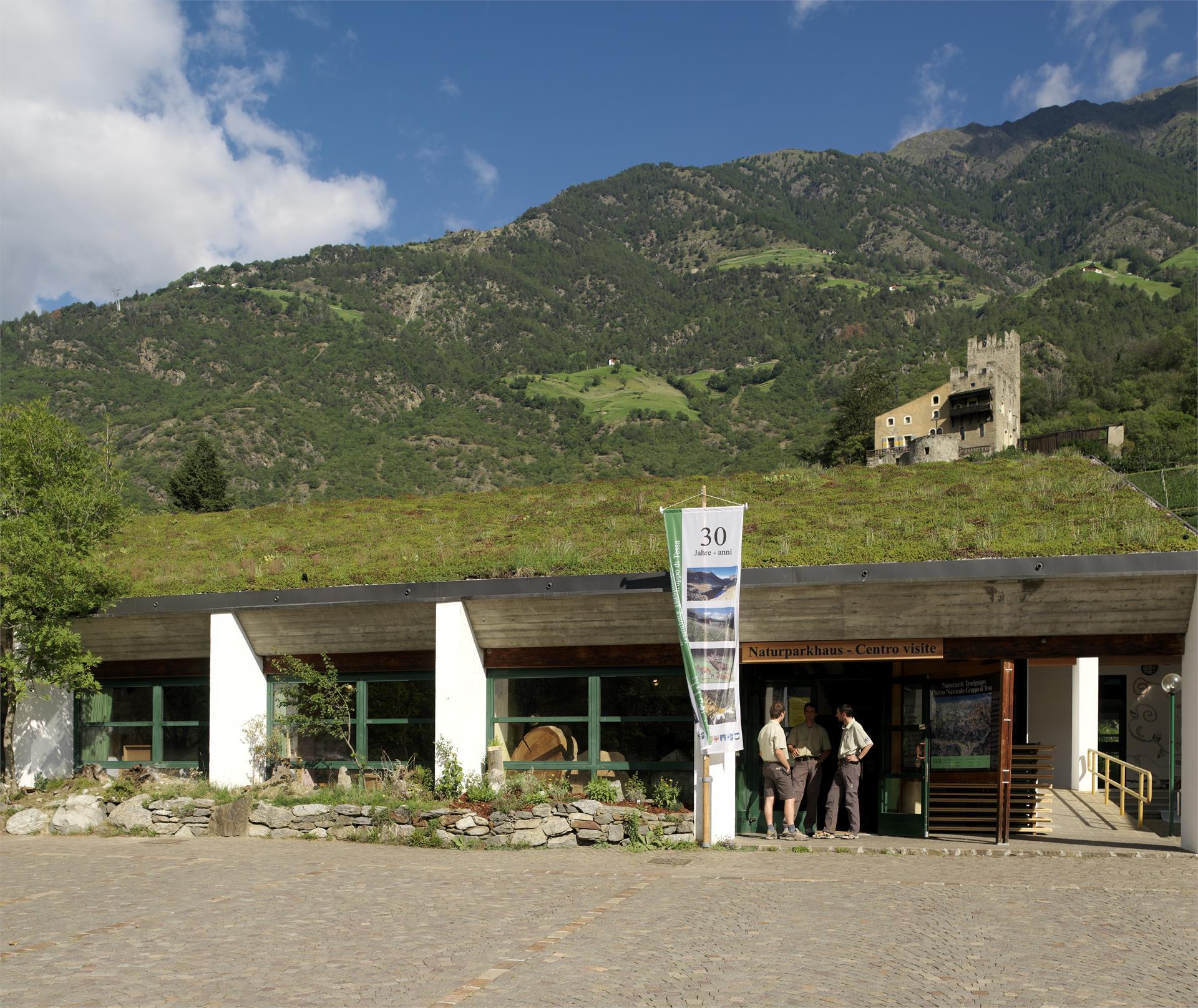 Centro visite Gruppo di Tessa
