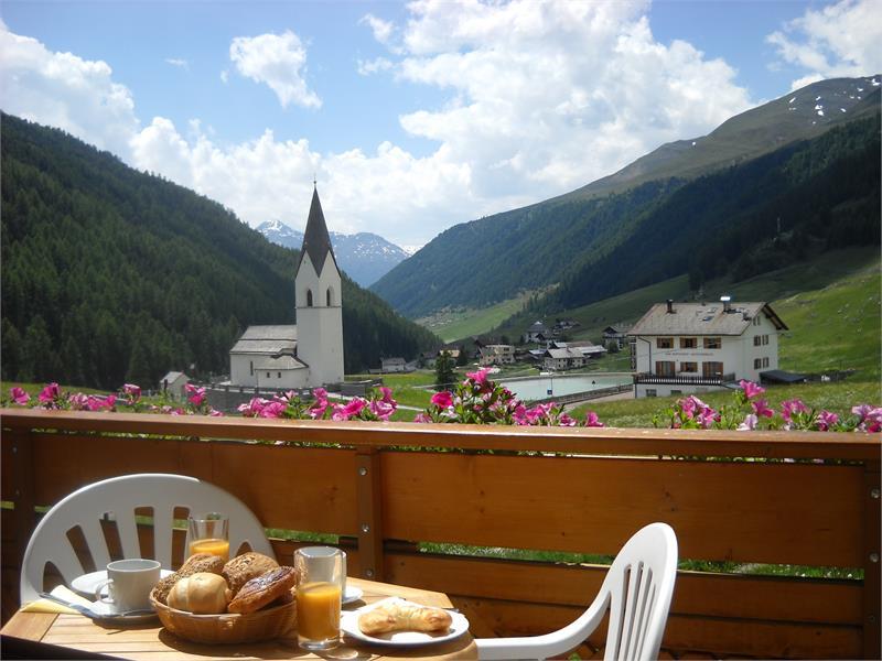 Talblick residence alpin