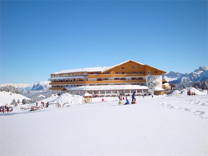 L'albergo d'inverno