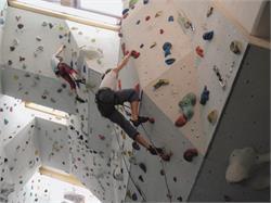 Palestra d'arrampicata a S. Martino