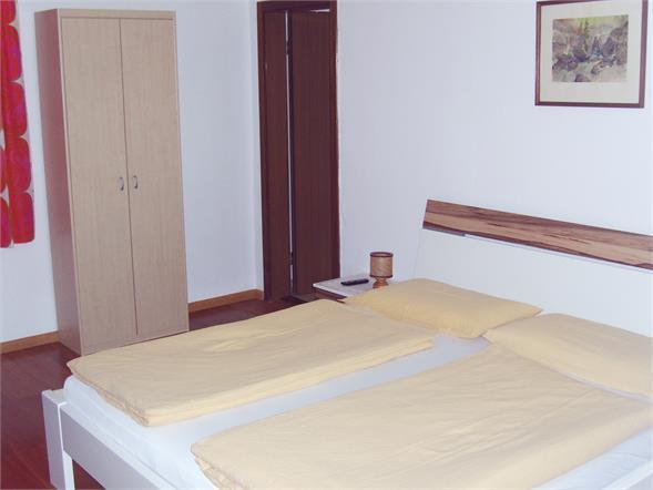 Appartment 10/11 Schlafzimmer