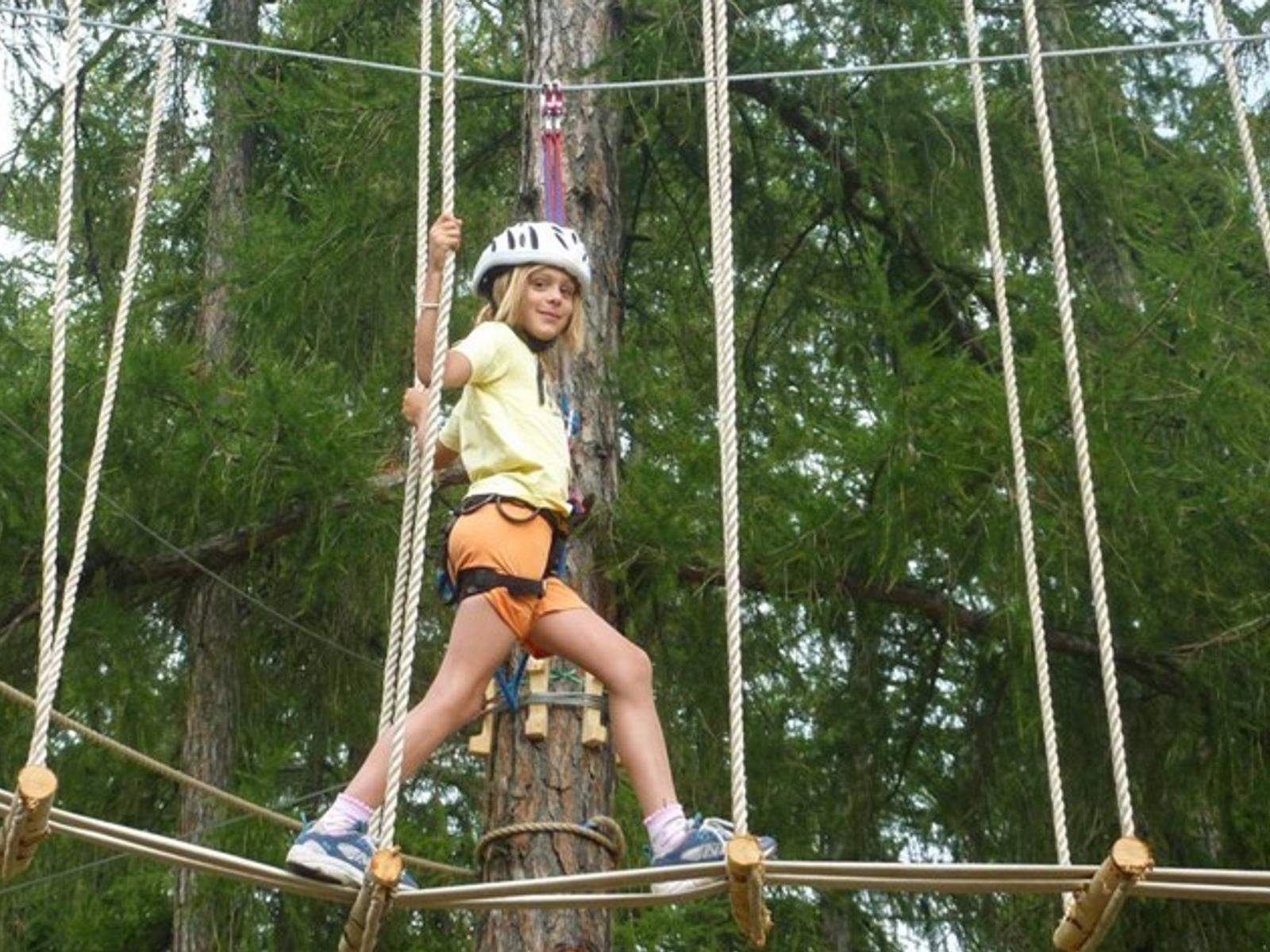 High Ropes Cours Alliz