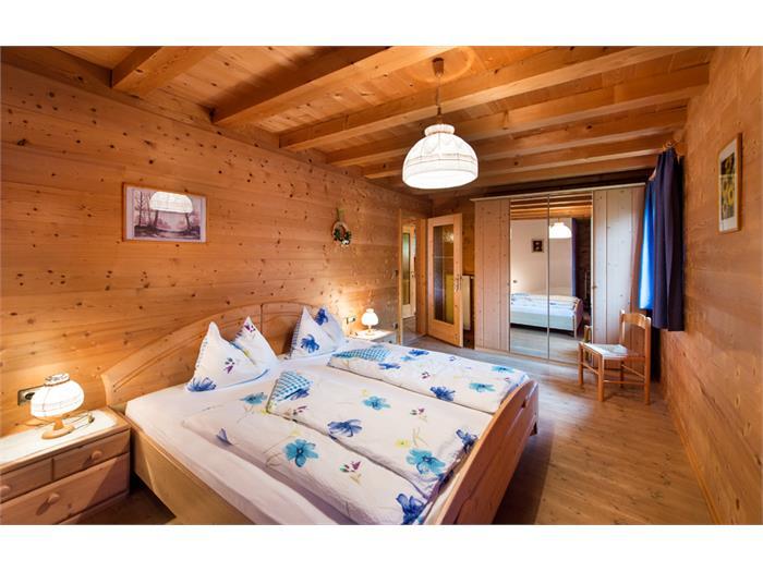 Ferienwohnung Fichtenholz - Schlafzimmer