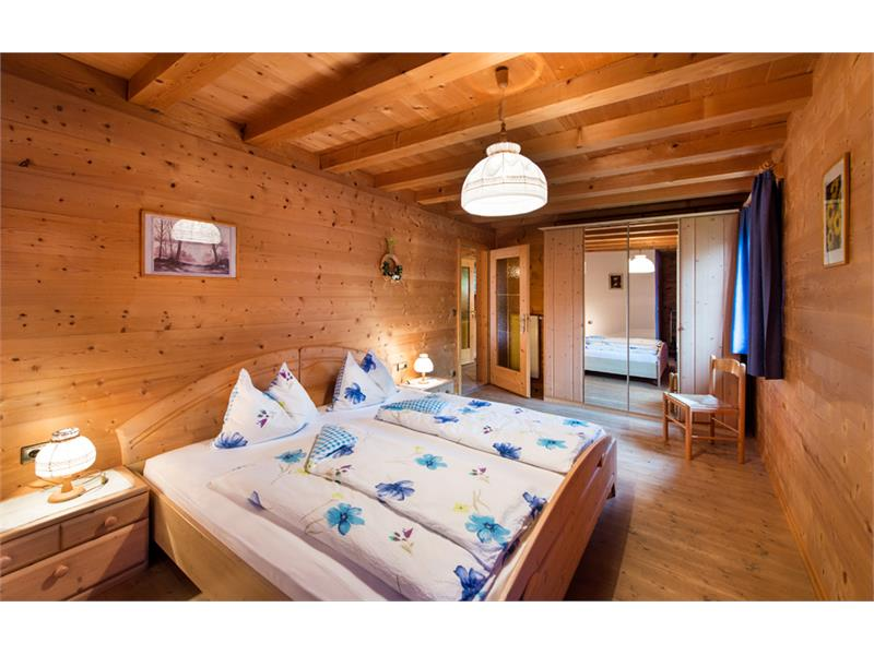 apartment Fichtenholz - bedroom
