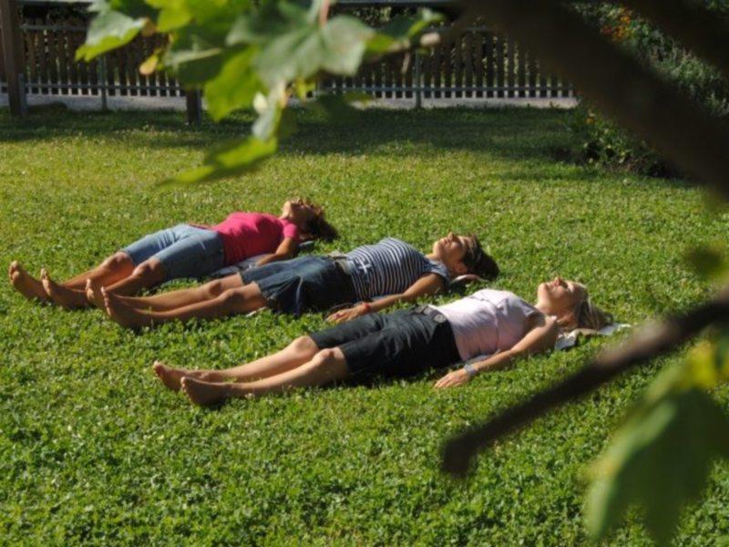 """4a Settimana Kneipp in Alto Adige - """"Kneipp für mich®"""": rilassarsi"""