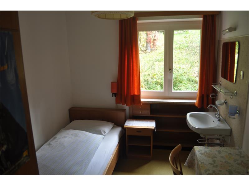 camera singola appartamento A