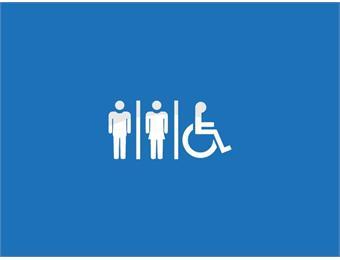 Öffentliche Toilette - Bäckergasse