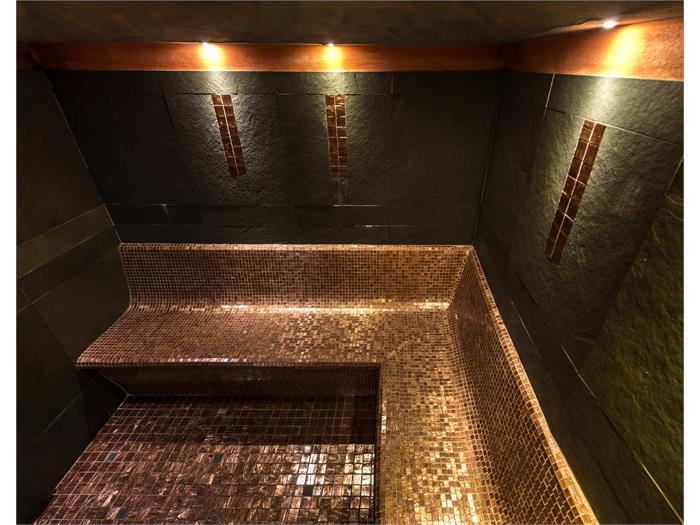 Sauna- Hotel St. Anton, Völs am Schlern