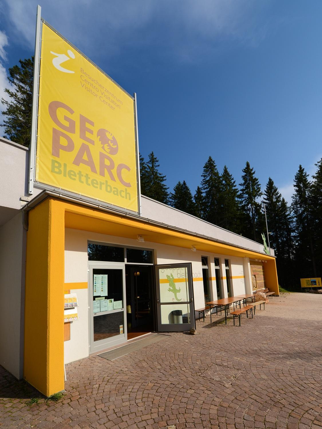E-bike rent GEOPARC Bletterbach