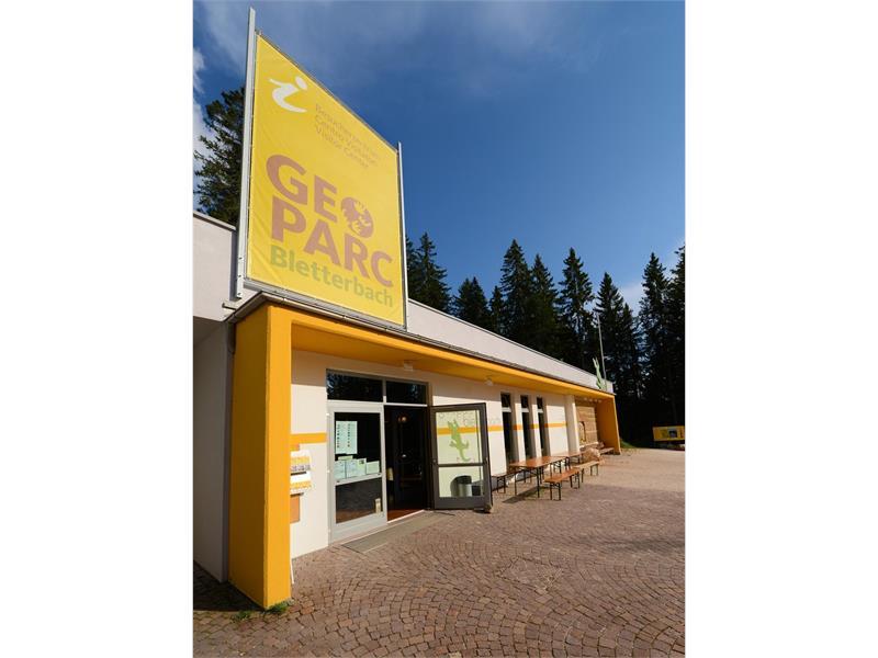 Besucherzentrum Bletterbach