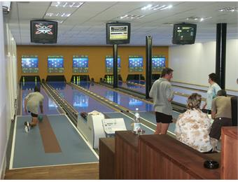 Bowling all'Acquarena Bressanone