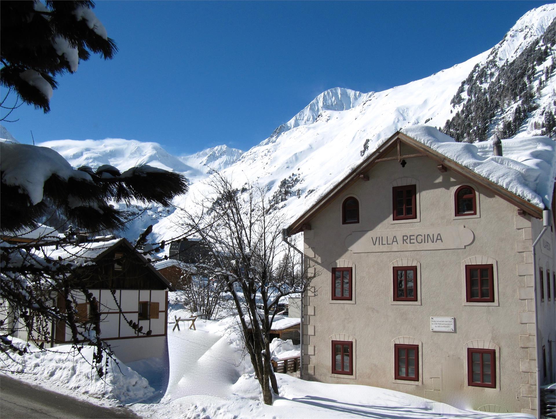 Villa Regina Appartements und Chalet Winter