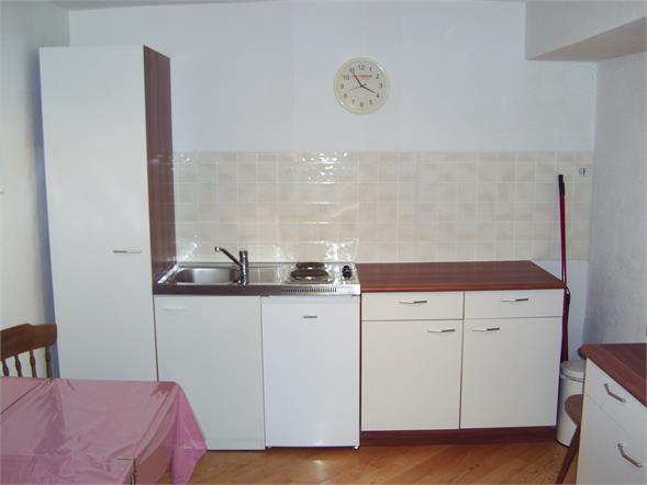 Appartment 10 Küche