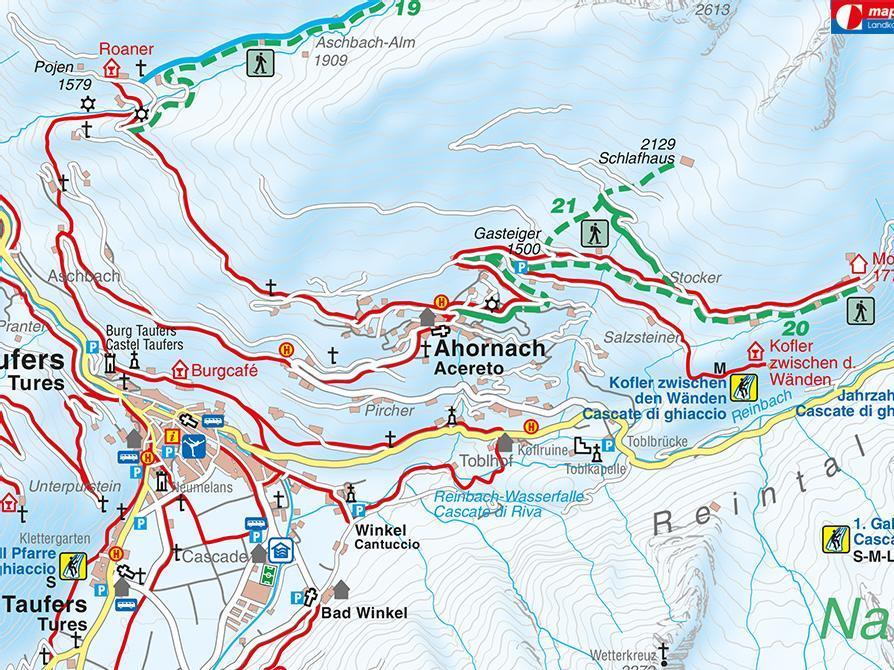 Escursione invernale - Campo Tures Roaner/Acereto