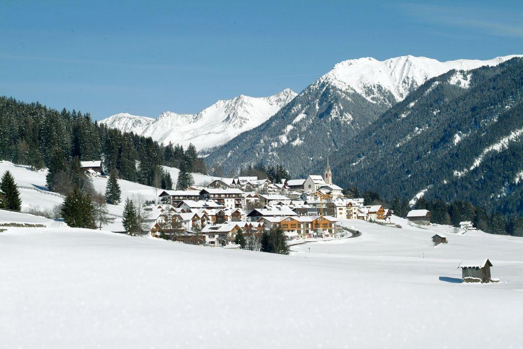 Winterwanderung von Pichl über Schintlholz nach Taisten
