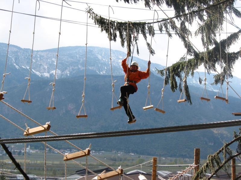 High rope garden Xsund