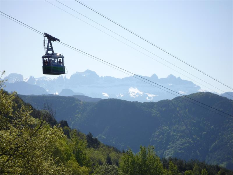 Cable car San Genesio