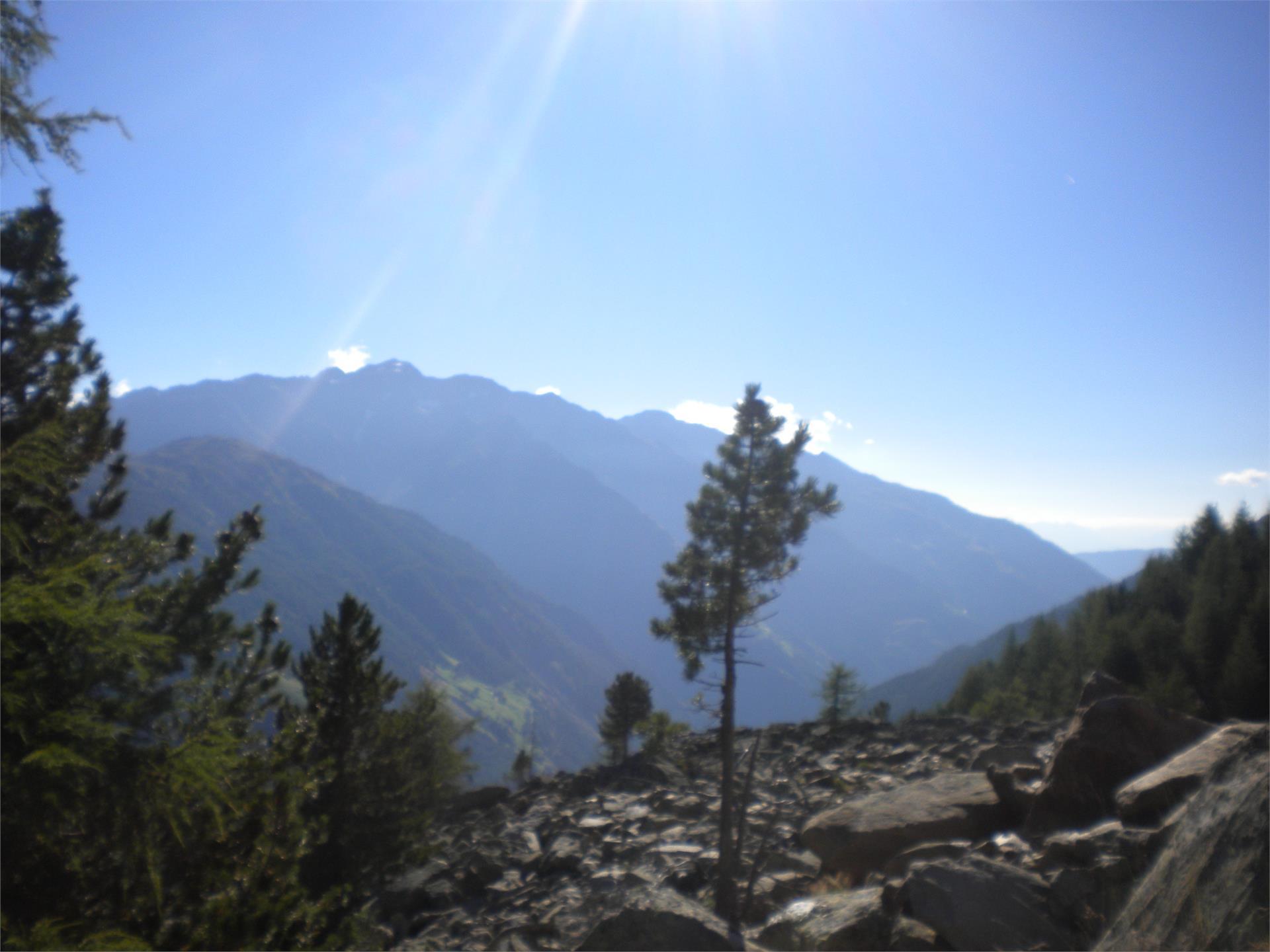 Bergtour Nockspitze