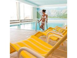Schwimmbad Hotel Cristallo