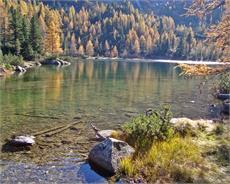Da Fuldres al Lago di Ponteletto
