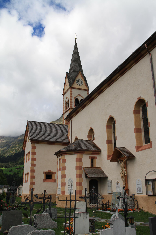 St. Antonius church