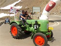 Vintage Tractor Tour