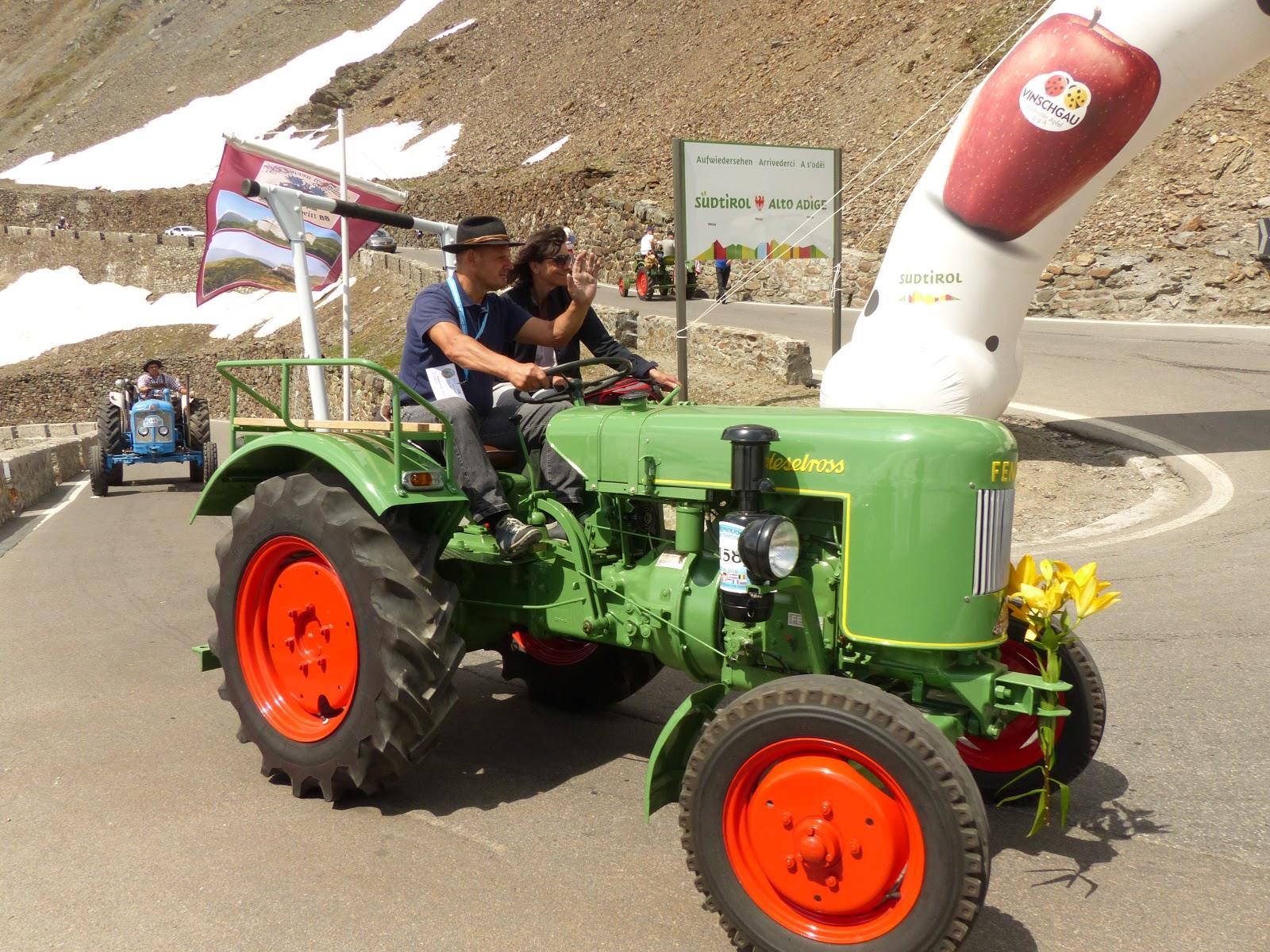 Oldtimer Traktor Tour