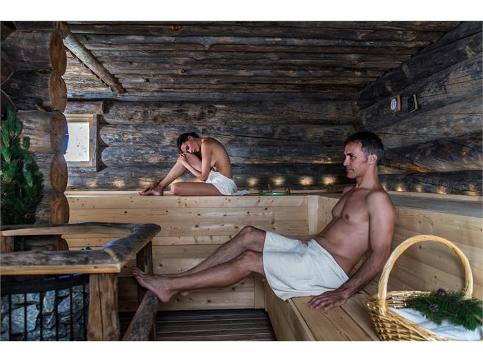 Kelo Sauna Outdoor