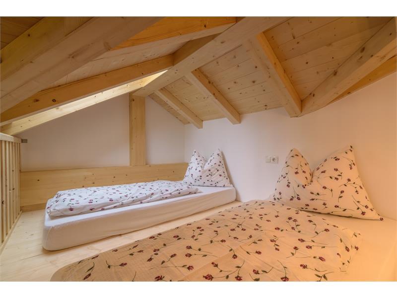 Camera da letto per bambini - Maso Eggerhof a Verano