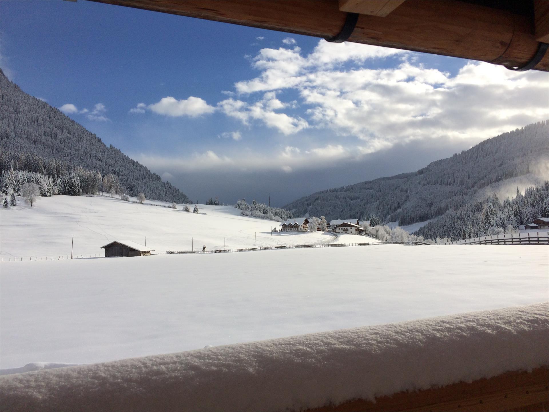 appartamento Karin - vista invernale