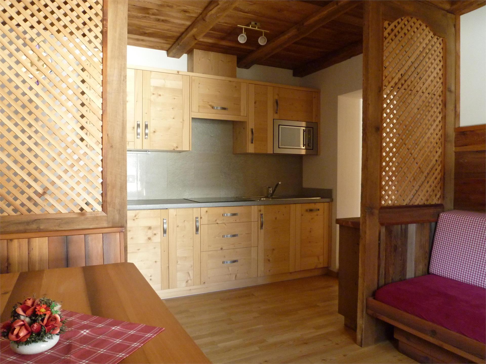 Küchenzeile Alpen-Suite