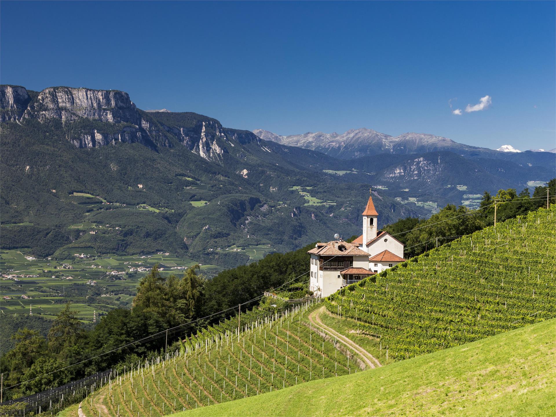 Parish Church Henry from Bozen/Bolzano